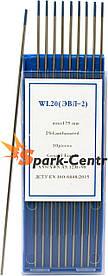 Вольфрамовый электрод WL-20 (бирюзовый) 1,0 мм