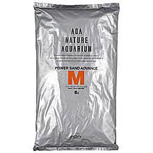 ADA Power Sand Advance M (6L) поживна основа, з ADA Bacter 100 і ADA Clear