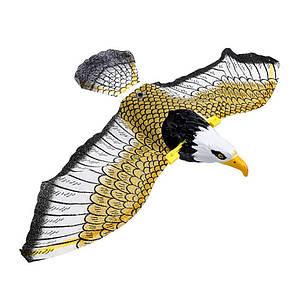 Отпугиватель птиц орел со звуком и светом