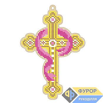 Крест вышивка по дереву (ХДВ1-002)