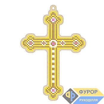 Крест вышивка по дереву (ХДВ1-003)