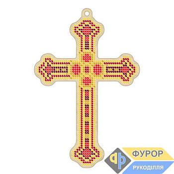 Крест вышивка по дереву (ХДВ1-005)