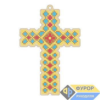Крест вышивка по дереву (ХДВ1-007)