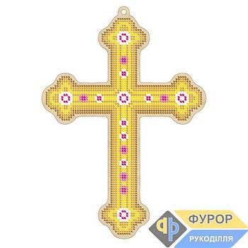 Крест вышивка по дереву (ХДВ2-003)