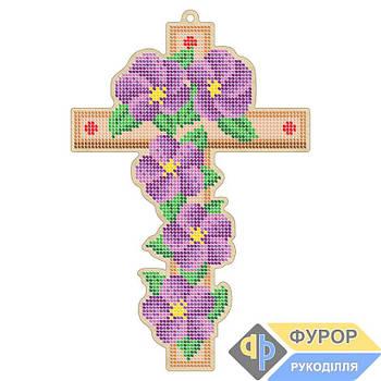 Крест вышивка по дереву (ХДВ2-005)