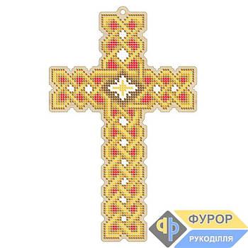 Крест вышивка по дереву (ХДВ2-007)