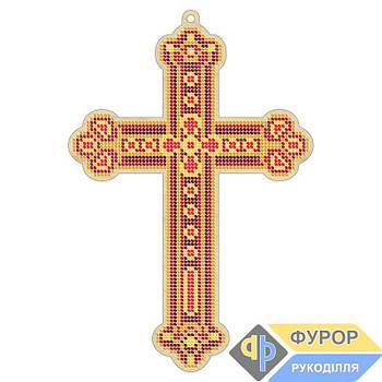 Крест вышивка по дереву (ХДВ2-009)