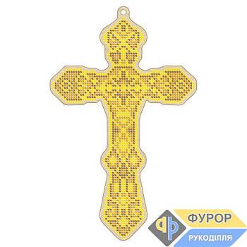 Крест вышивка по дереву (ХДВ2-011)