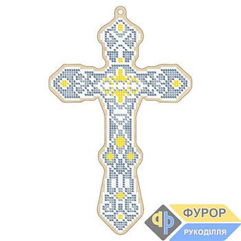 Крест вышивка по дереву (ХДВ2-012)