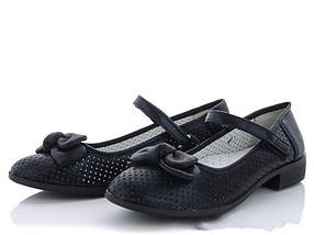 Туфли Pikos 36 Черный 444213, КОД: 1914925