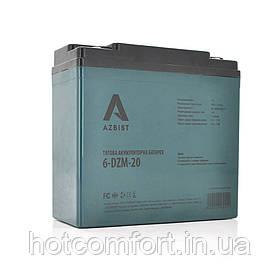 Тягові акумуляторні батареї AZBIST