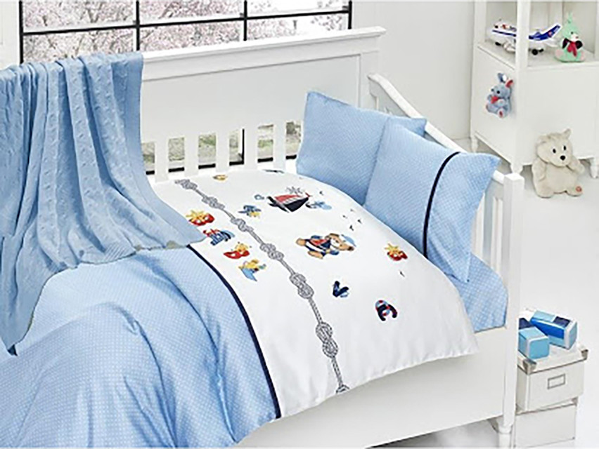 Детское постельное белье First Choice Nirvana Captain N 401