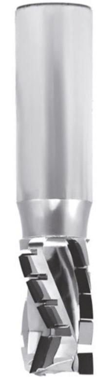 Фрези алмазні Turbo Z=3 DTE.20.060.20.0 SL 20x60x20x50 до станків ЧПУ