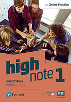 High Note 1 SB with My English lab