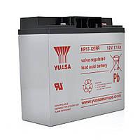 Акумуляторна Батарея для ДБЖ Yuasa NP17-12IFR 12V 17Ah (181*76*167) Q4