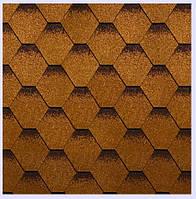 Shinglas — Кадриль красно-коричневый, фото 1