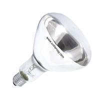 Лампа інфрачервона дзеркальна 220v - 175w ІКЗ Е27