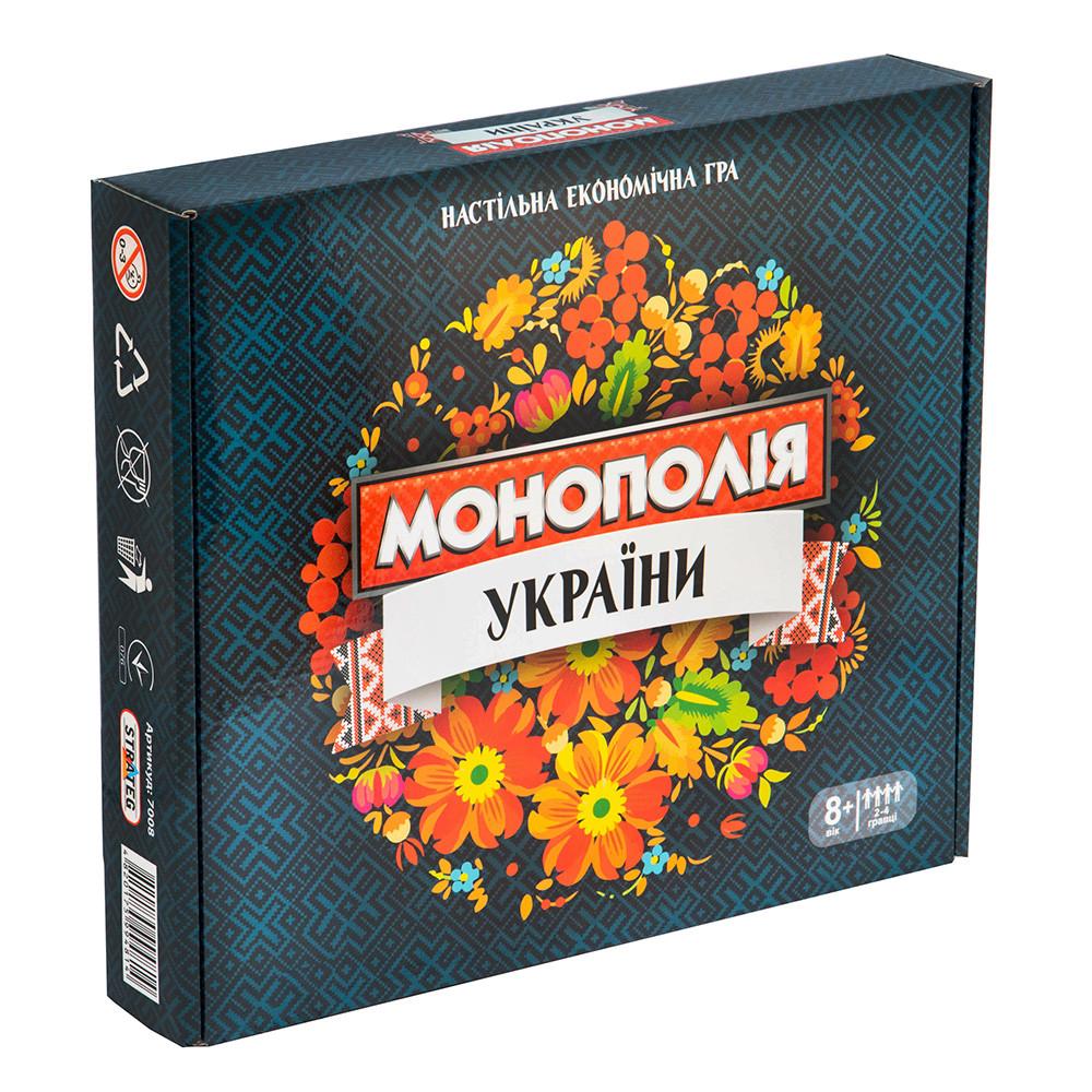 Настольная игра Монополія України»