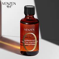 Масло для волос с маслами семян макадамии, камелии и жожоба Venzen Australia Nut Care Hair Essential Oil, 50мл, фото 1