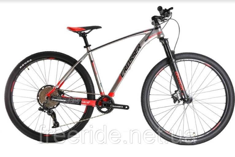 Найнер велосипед Crosser QUICK 29 (17/19)1*12S гидравлика LTWoo