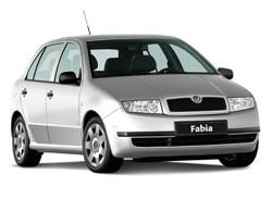 Skoda Fabia 2000-2007 гг.
