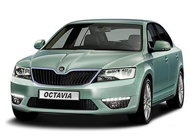 Skoda Octavia A7 2013↗ гг.