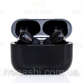 Навушники безпровідні в дизайні AirPods Pro, Macaron pro Air 3 Pro 1:1. Чорні.
