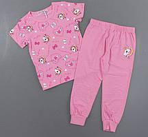 {есть:12 лет 152 СМ,4 года 104 СМ,6 лет 116 СМ,8 лет 128 СМ} Пижама для девочек Setty Koop,   Артикул: