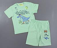 Піжама для хлопчиків Setty Koop, 4-12 років. Артикул: PJM110-м'ята [8 років] 10 років
