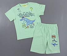 {есть:10 лет 140 СМ,6 лет 116 СМ} Пижама для мальчиков Setty Koop, Артикул: PJM110-мята [10 лет 140 СМ]