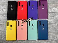 Чехол Soft touch на Huawei P Smart Z (8 цветов), фото 1