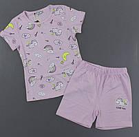 {есть:104 СМ,116 СМ,98 СМ} Пижама для девочек Setty Koop,  Артикул: PJM113-лиловый [104 СМ]