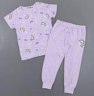 {есть:10 лет 140 СМ,12 лет 152 СМ,4 года 104 СМ,6 лет 116 СМ,8 лет 128 СМ} Пижама для девочек Setty Koop,