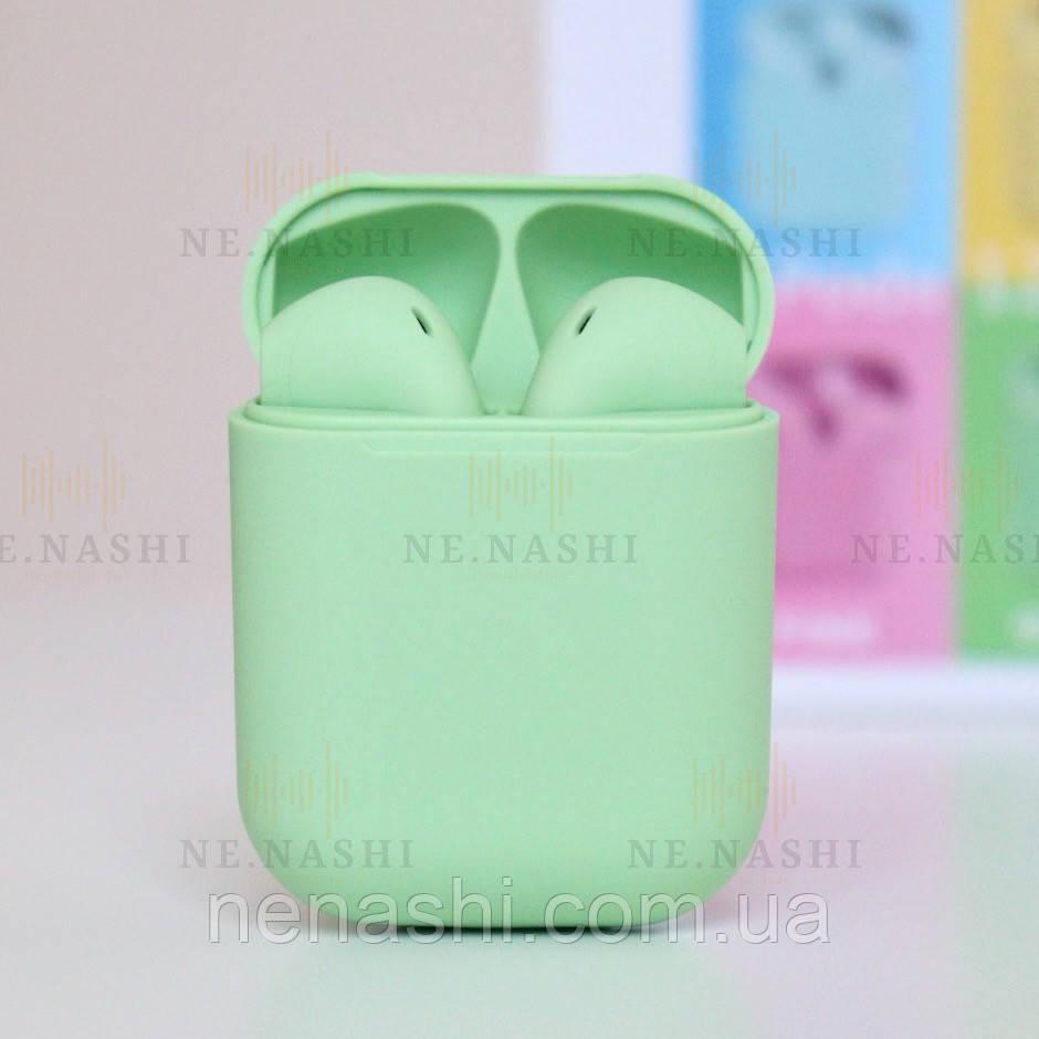 Навушники безпровідні INPODS 12. Зелені