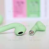 Наушники беспроводные INPODS 12. Зеленые, фото 9