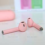Навушники безпровідні INPODS 12. Рожеві, фото 10