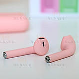 Навушники безпровідні INPODS 12. Рожеві, фото 9