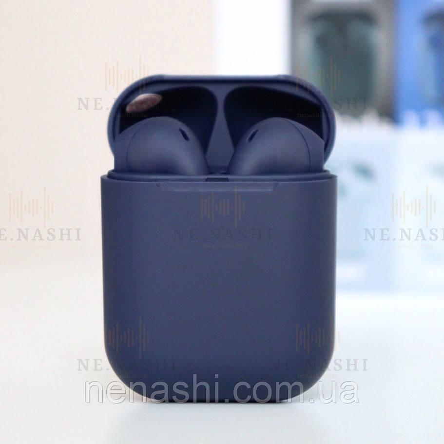 Навушники безпровідні INPODS 12. Сині