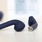 Навушники безпровідні INPODS 12. Сині, фото 7