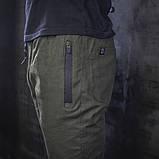 Джоггеры чоловічі BEZET Casual хакі XL, фото 5
