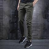 Джоггеры мужские BEZET Casual  хаки  XL, фото 7