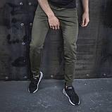 Джоггеры чоловічі BEZET Casual хакі XL, фото 8