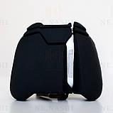 Чохол силіконовий для бездротових навушників Apple AirPods 2 Джойстик, Чорний, фото 4