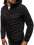 Куртка чоловіча J. STYLE чорна XXL, фото 7