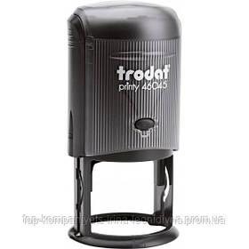 Оснастка TRODAT для круглих печаток D45мм чорна (46045)