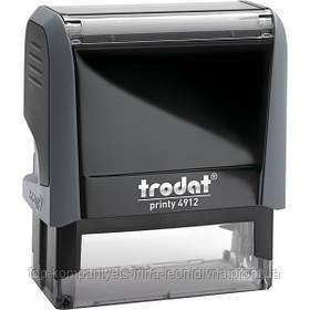 Оснащення для штампу TRODAT пласт.47х18мм