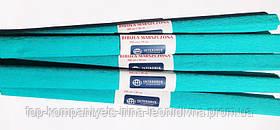 Папір крепований INTERDRUK (50см*200см), бірюзовий №21 (10шт/уп)