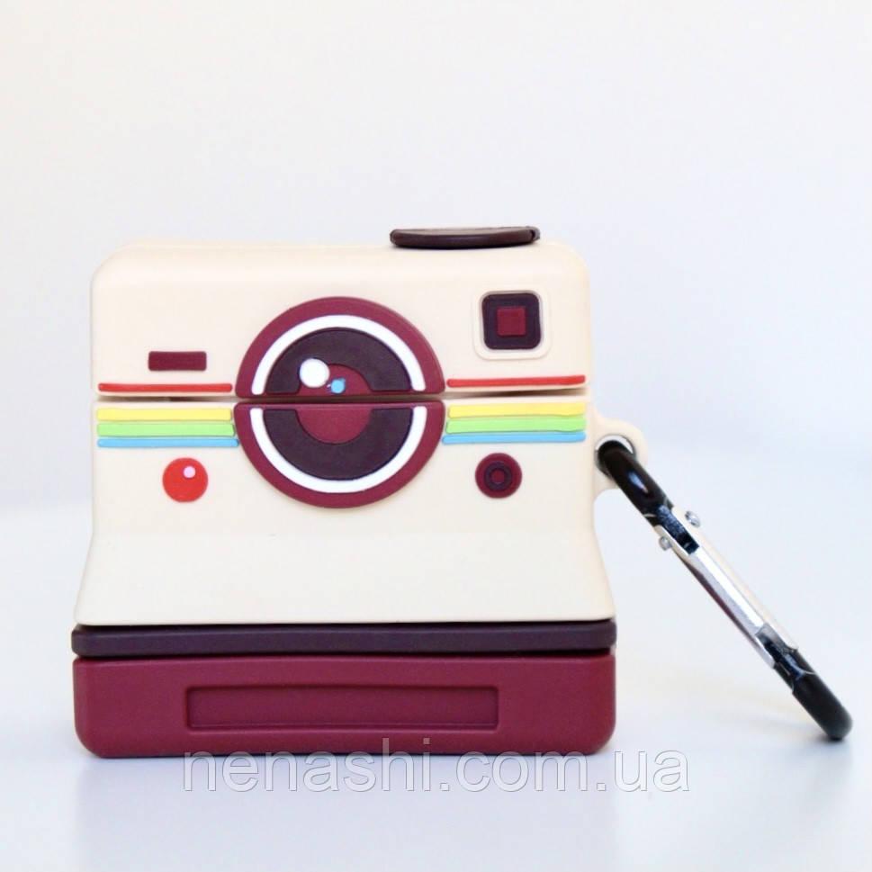 Чехол силиконовый для беспроводных наушников Apple AirPods 2 Instagram