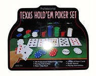 Игра покер на 200 фишек арт. IG-1103240