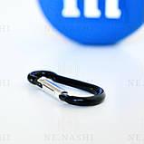 Чехол силиконовый для беспроводных наушников Apple AirPods 2 M&M`s, Синий, фото 5